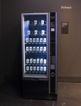 DNA Vending machine